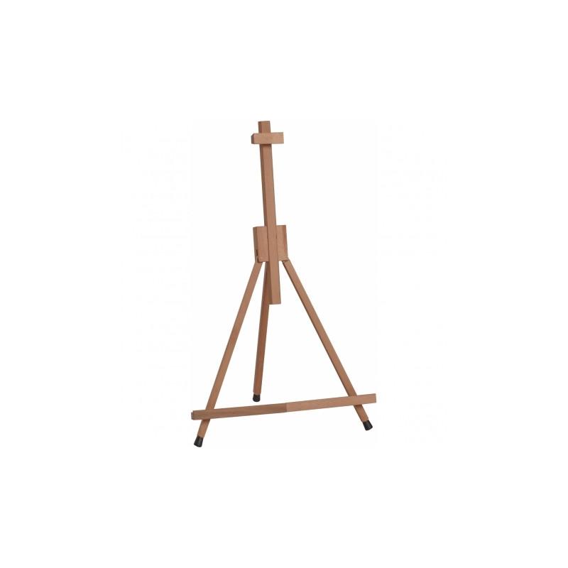 Καβαλέτο επιτραπέζιο τρίποδο ύψους 60cm