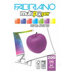 Χαρτί Α3 FABRIANO MULTIPAPER 200gr
