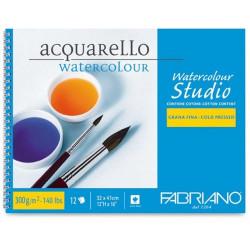 Μπλοκ ακουαρέλας FABRIANO STUDIO 300gr 32x41cm