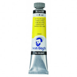Λάδι VAN GOGH 20ml AZO YELLOW LEMON