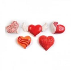 Καλούπια καρδιές 62702455