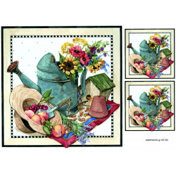 Decoupage soft paper 0152