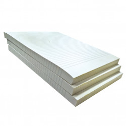 200-sheet a5 striped pad...