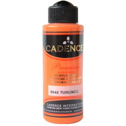 Acrylic Paint Color CADENCE CAPTIVE ORANGE 9046