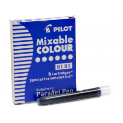 Αμπούλες PILOT PARALLEL PEN BLUE