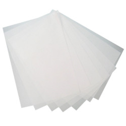 Transparent paper (rice...