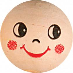 Κεφάλια κούκλας 22mm σετ 10 τεμαχίων 542220