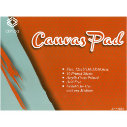 Canvas Pad A3 CONDA A11802