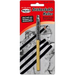 Charcoal handle MEYCO 14257
