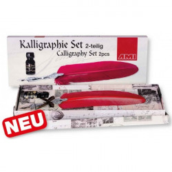 MALZEIT 445723 calligraphy set