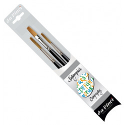 calligraphy brushes DA VINCI 5108
