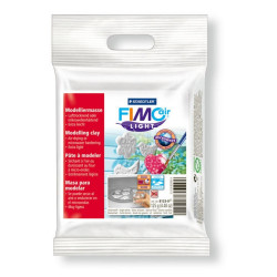Clay FIMO LIGHT 125gr WHITE