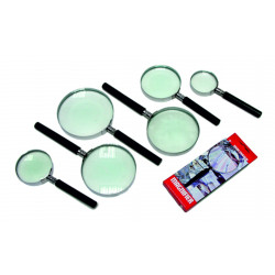 60mm magnifying glass