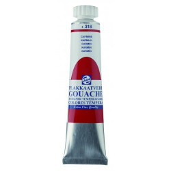 Tempera TALENS 20ml CARMINE...