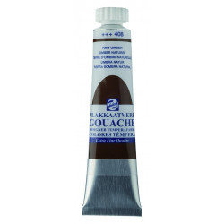Tempera TALENS 20ml RAW UMBER 408