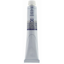 Τέμπερα TALENS 60ml WHITE 100