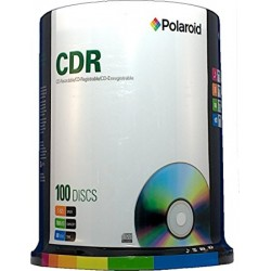 CD-R POLAROID 100άδα