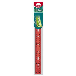 Ruler MAPED 30cm for binder