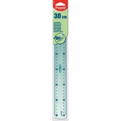 Flex 30cm MAPED ruler with...
