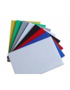 Foam board paper