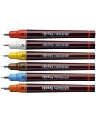Rapidographers-markers