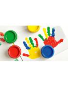 Painting blocks for children
